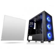 Kućište Thermaltake Versa J23 Tempered Glass RGB Edition, crna, ATX, 24mj (CA-1L6-00M1WN-01)