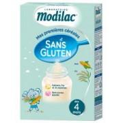 Modilac Sans Gluten de 4 Mois à 3 Ans 300 g - Boîte 300 g