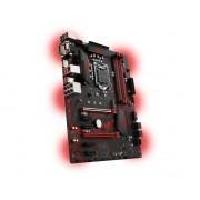 MSI Z370 GAMING PLUS Mainboard Lga1151 4 ddr4 2 pci-ex16 4 pci-ex1 6 sata3 *8usb3.1 6*usb2