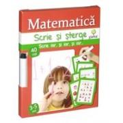 Matematica 3-5 ani.