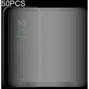 50 Pcs 0.26mm 9h 2.5D Vidrio Templado Para Xiaomi Black Shark, No Paquete Al Por Menor