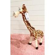 """Stuffed Animals Giraffe Toys-Judy Dre am Soft Cartoon Brown Giraffes Kids Plush Dolls Cotton Stuffed Toy Children's Gift 27.5"""" Tall"""