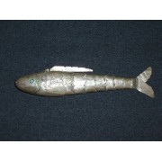Stříbrná rybička