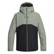 Quiksilver QS Giacca snow Sierra Jk (Colore: AGAVE GREEN, Taglia: S)