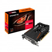 VC, Gigabyte GV-RX560OC-4GD, RX560, 4GB GDDR5, 128bit, PCI-E 3.0
