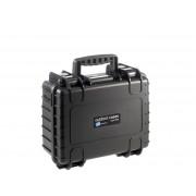 B&W Hardshell case type 3000 black