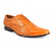 Drm DRM201TN Mens Parrty Wear Tan Loafers Shoes