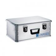 ZARGES Alu-Kombi-Box - Mini, Inhalt 42 l - Außen-LxBxH 600 x 400 x 240 mm, Gewicht 4 kg