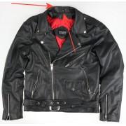 Jachetă bărbătească (biker) STRAIGHT TO HELL - Vegan Commando II - DAMAGED- MA206