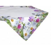Běhoun na stůl Květiny 85 x 85cm