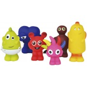 Babblarna Plastfigurer - Teddykompaniet
