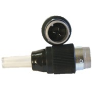 Conector cu 3 pini (WIG - compatibil Dalex, Merkle, Cloos)