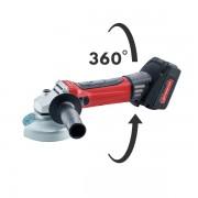 Polizor unghiular cu acumulator RO AG8000