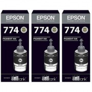 Epson T7741 Black Ink Pack of 3