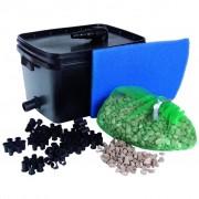 Ubbink Set filtru de iaz FiltraPure 2000, 16 L, 1355965