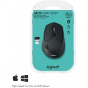 Мишка Logitech M720 Triathlon (910-004791) Wireless Bluetooth