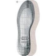 Metal gyapjú talpbetét, alufóliás alsórész, méretre vágható