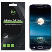 [3-Pack] Dmax Armor Samsung Galaxy S7 Anti-Glare & Anti-Fingerprint (Matte) Screen Protector - Lifetime Replacements War