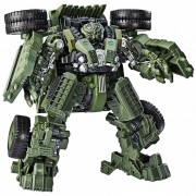 Juguete Hasbro Transformers Studio Series 38 - Figura de acción Constructicon Long Haul(L)