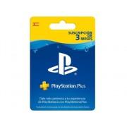 Sony Tarjeta Playstation Plus 90 Días