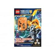 LNC-803 Carte LEGO NEXO KNIGHTS Atacul monstrului de piatra