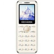 Kechaoda K115 (Dual Sim 1.44 Inch Display 800 Mah Battery Gold)