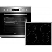 BEKO BUM22340X Inbouw Multifunctionele oven A