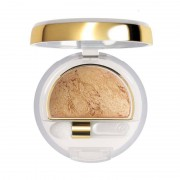 COLLISTAR SpA Collistar Double Eyeshadow Wet and Dry Effect 05 Bright Gold