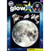 Stickere 3D - Luna The Original Glowstars Company B8106