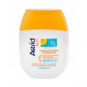 Astrid Sun Moisturizing Suncare Lotion SPF15 слънцезащитен продукт за тяло 80 ml unisex
