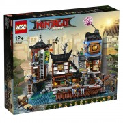 LEGO Ninjago Movie, Docurile orasului NINJAGO 70657