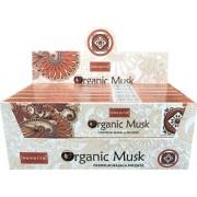 Betisoare parfumate Mosc organic