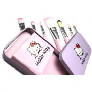 Hello Kitty Mini Makeup Brush Kit 7pcs