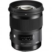 Sigma Art 50mm Obiectiv Foto DSLR F1.4 DG HSM pentru Canon EF