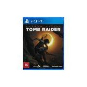 Jogo PS4 Shadow of The Tomb Raider