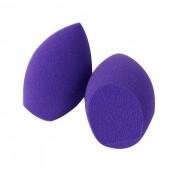 Mini čudotvorni sunđeri za uklanjanje viška šminke - 2 komada u pakovanju2 miracle mini eraser sponges