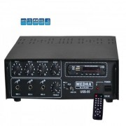 MEDHA USB-55W Professional Low Power PA Amplifier with Digital Media Player