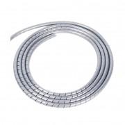 Dataflex spiraal kabelmanager 25m zilver
