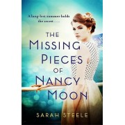 The Missing Pieces of Nancy Moon Escape to the Riviera pour la lecture la plus irrésistible de 2020 par Steele & Sarah