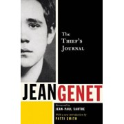 The Thief's Journal, Paperback/Jean Genet