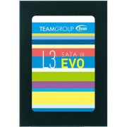 TEAMGROUP T253LE120GTC101 Team Group SSD L3 EVO 120GB 2.5, SATA III 6GB/s, 530/400 MB/s [8036]