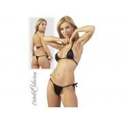 Lenjerie sexy - Bikini 2 piese negru