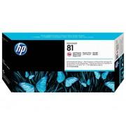 HP Cabeca de Impressao e Limpeza (C4955A) Nº81 Magenta Claro