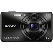 Sony Cyber-Shot DSC-WX220B Digitale camera 18.2 Mpix Zwart Full-HD video-opname, WiFi