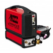 Aparat de sudura Telwin Technology TIG 182 AC/DC - HF/LIFT 230V + AC Rosu