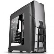 Кутия Thermaltake Versa N25, ATX/Mini ITX, USB 3.0, черна, без захранване