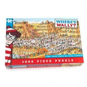 Where's Wally The Last Day of the Aztecs 1000 piece puzzle by Wheres Wally