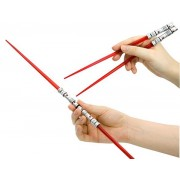 Star Wars eetstokjes Lightsaber Darth Maul (rood)