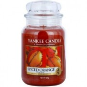 Yankee Candle Spiced Orange scented candle Classic Large 623 g