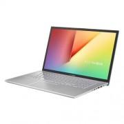 """ASUS VivoBook M712DA-AU024T AMD R5-3500 17.3""""FHD matný UMA 8GB 512GB SSD WL BT Cam W10 strieborný"""